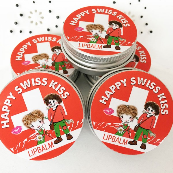 HAPPY Swiss Kiss
