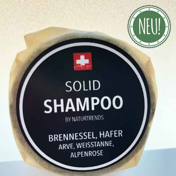 solidShampoo Brennessel Refill
