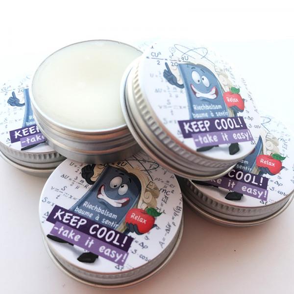 Keep cool!