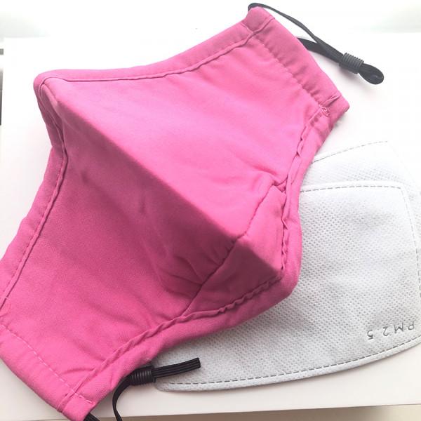 """wiederverwendbare Fashionmaske """"pink"""""""