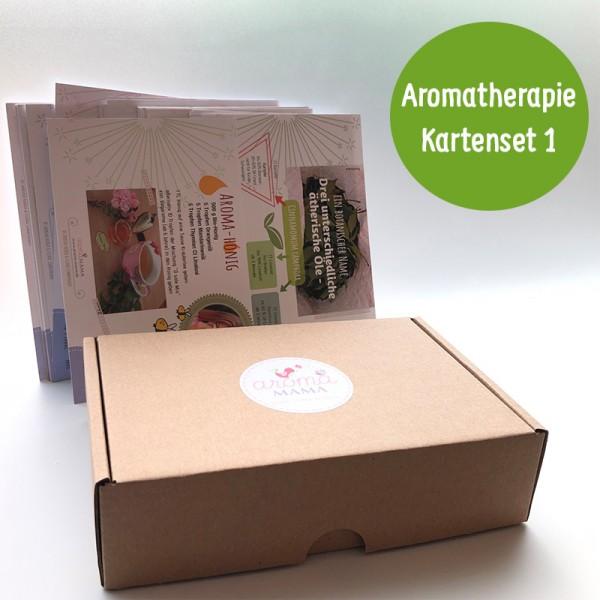 aromaMAMA Aromatherapie Kartenset 1