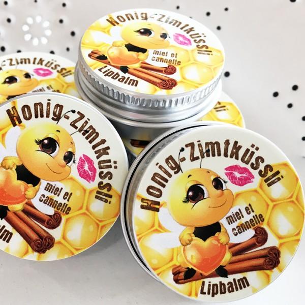 HAPPY Honig-Zimtküssli
