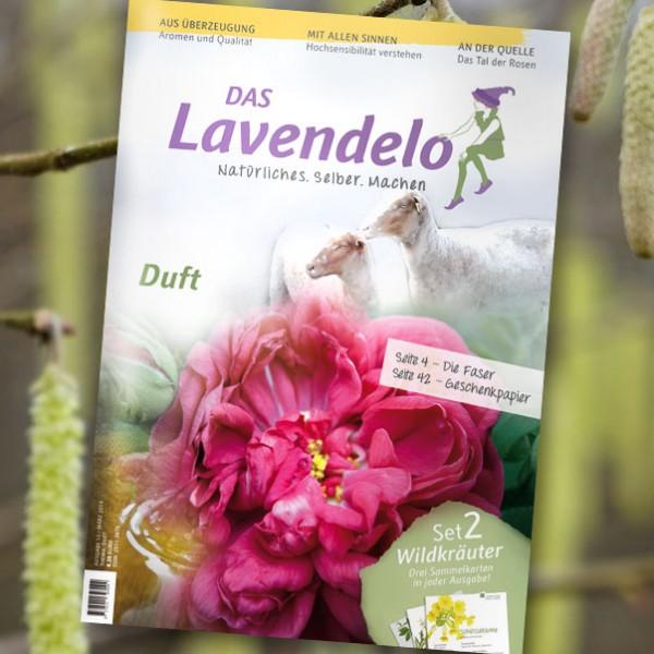 Lavendelo 10/ Frühjahr 2019