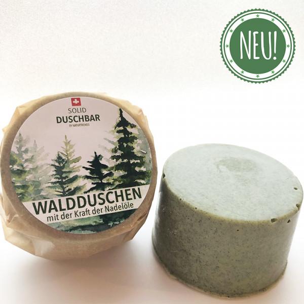 """solidDuschbar """"Waldduschen"""""""