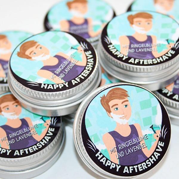 HAPPY Aftershave